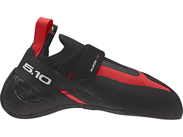 adidas Five Ten Aleon Klatresko Herrer, rød/sort